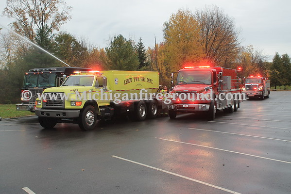 10/30/16 - Ingham County Tanker Task Force exercise