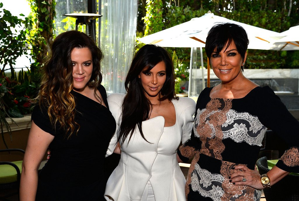 """. <p><b> Viewers of Kris Jenner�s talk show on Friday morning were treated to the first-ever public showing of � </b> <p> A. North West�s photo  <p> B. Kanye West�s album cover  <p> C. Her daughters� latest gyno exams  <p><b><a href=\'http://abcnews.go.com/Entertainment/kanye-west-reveals-photo-north-west/story?id=20047882\' target=\""""_blank\"""">HUH?</a></b> <p>     (Frazer Harrison/Getty Images)"""