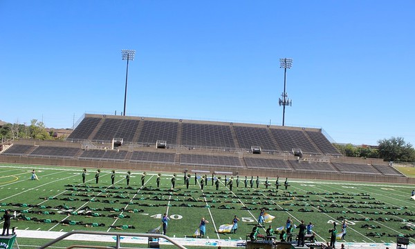 2019.10.12 - PESH Pre-UIL Marching Contest
