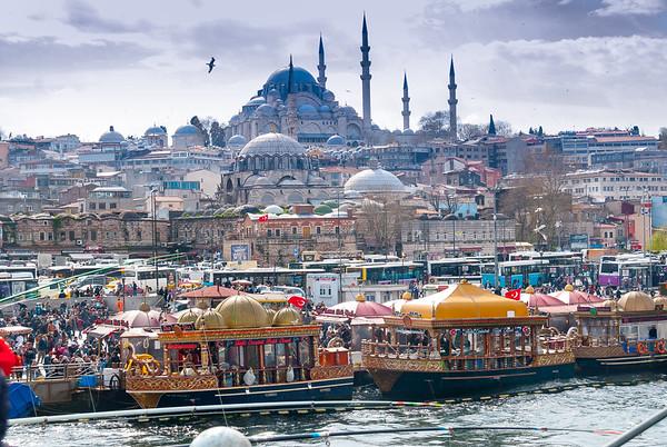 Yeni Valide Mosque, Istanbul, Turkey