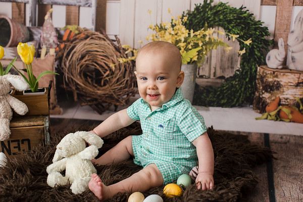 Landon 6 months