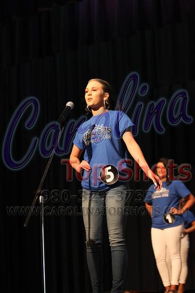 Contestant 5 - Breanna  C.