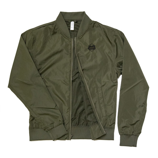 Organ Mountain Outfitters - Outdoor Apparel - Outerwear - Classic Lightweight Bomber Jacket - Army.jpg