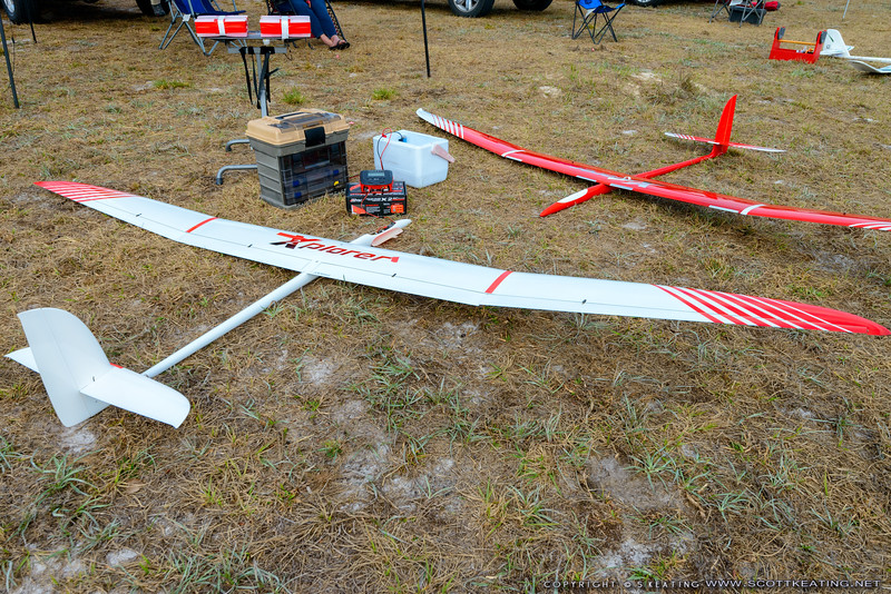 FSS (Florida Soaring Society) contest #1 2018, hosted by the Orlando Buzzards in Christmas, Florida