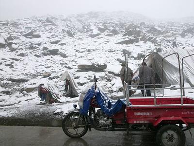 Siguniangshan 四姑娘山