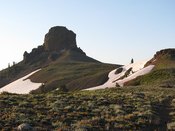 JEFF DAVIS PEAK/MARKLEEVILLE PEAK: JULY 4, 2009