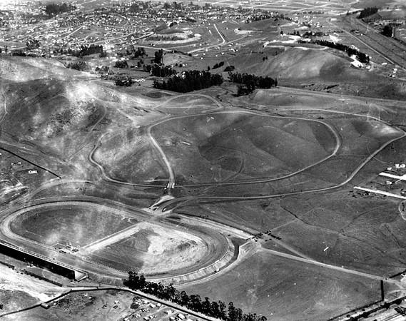 1925, Aerial Showing Ascot Legion Speedway