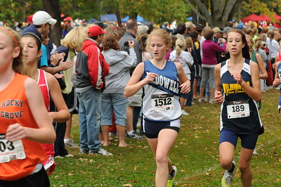 2010 Sharpsville Blue Devil Cross Country Invitational