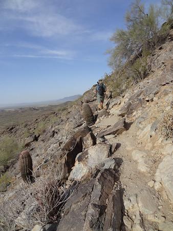 2013-05-28 South Mountain Corona de Loma Hike