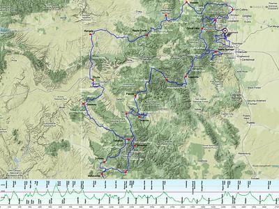 Reisetagebuch Colorado