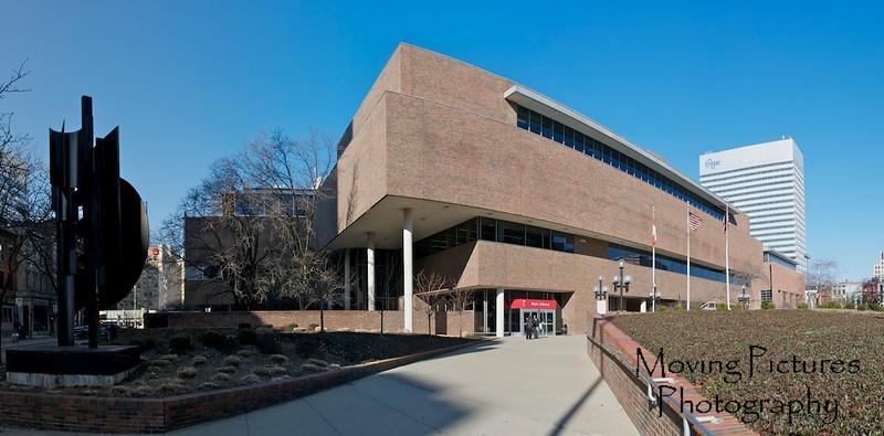 Main Branch of the Public Library of Cincinnati and Hamilton County