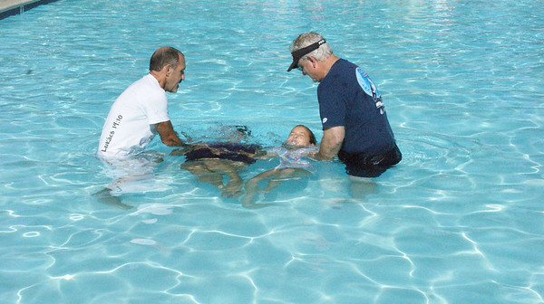 Baptism July 2011