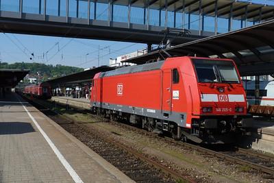 RSI Abroad: May 2011 Munich Part 1