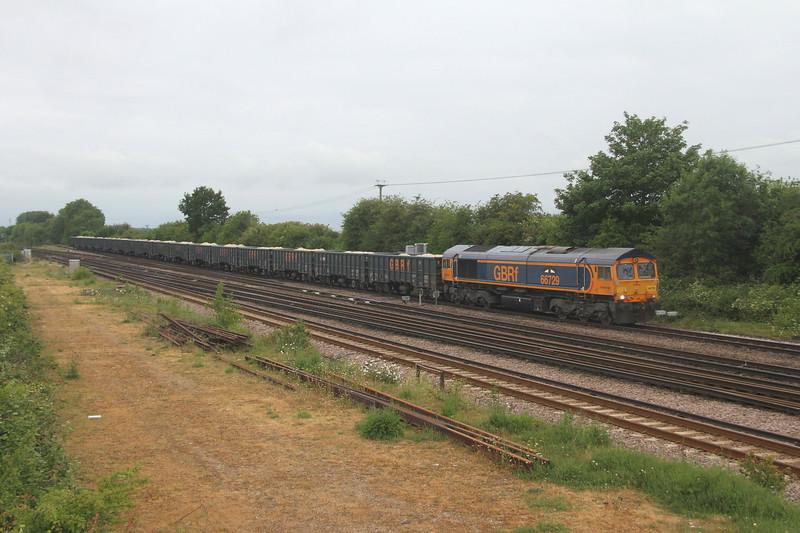 66729 Worting Junction 10/06/20 6Y82 Southampton Western Docks to Tonbridge West Yard