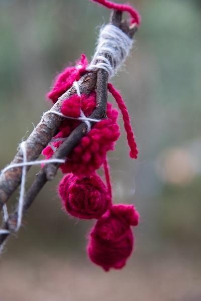 Mountain knitting