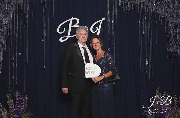 Bohrer & Williams Wedding 8-27-2021
