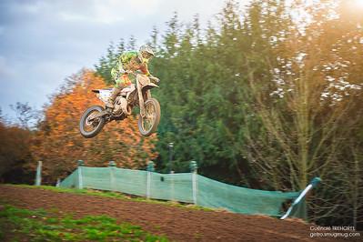 Moto Cross Landéhen 12/2015