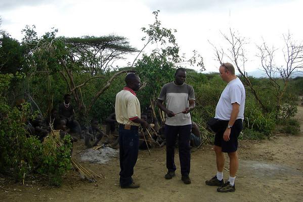 Hadzapi Bushmen