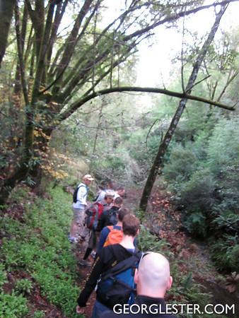 Barnabe Peak Loop Hike