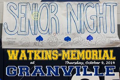 2014 Watkins-Memorial at Granville (10-09-14)