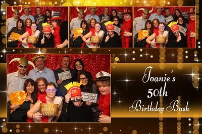 Joanie's 50th