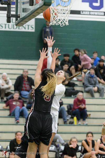 THS Girls Basketball vs Southridge