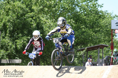 Waterford, MI USAC Qualifier Race