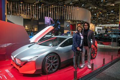 BMW Vision Next Jose Family
