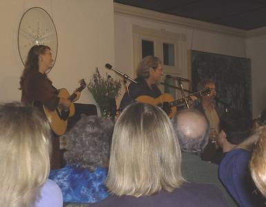 2003 05-10 Norman and Nancy Blake