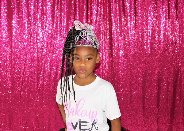 Chyna turns 8