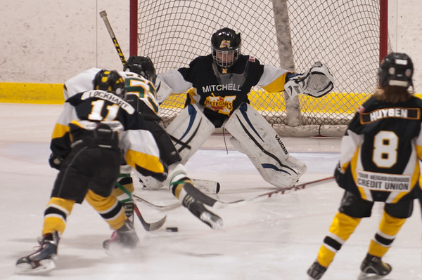 OMHA Twin Centre Series Game 2