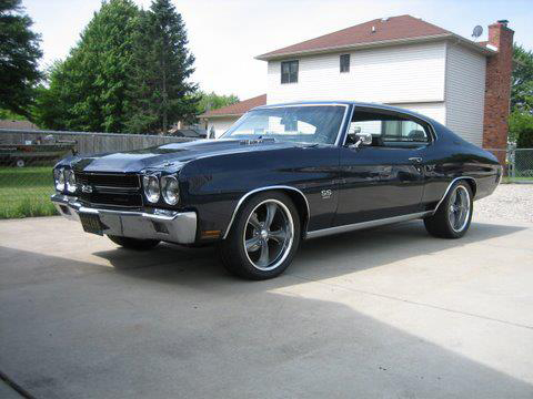 . Photo: 1970Chevelle Name: Michael Hofmeister, Waterford Cutline: 1970 Chevelle
