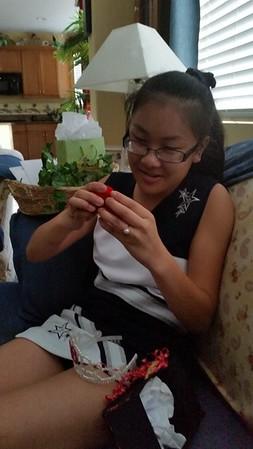 Paige's 16th Birthday 2015