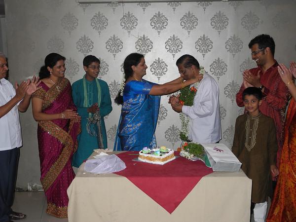June 2012: 40th Anniversary Family