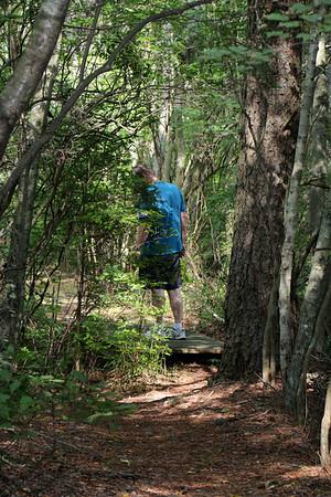 Cranberry Bog Walk