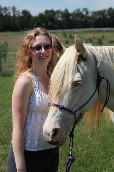Rachel and Her Horse