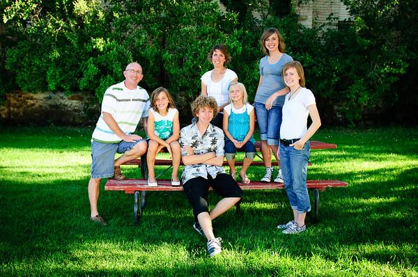 Holland family Aug 2010