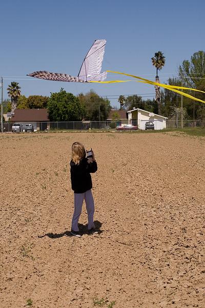 Kit Fly: Hannah and Sarah