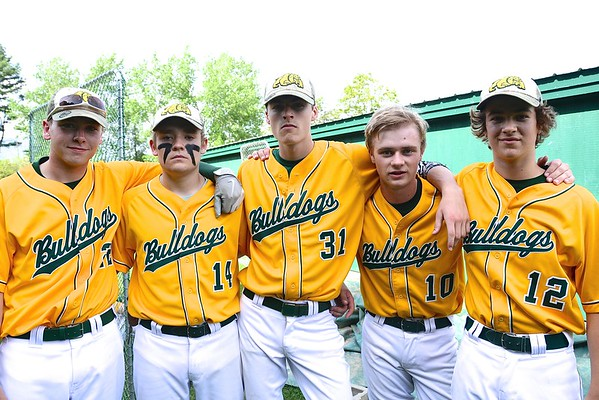 2015 BBA Varsity Baseball vs Brattleboro photos by Gary Baker