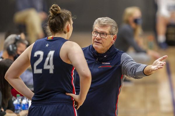 UConn Women's Basketball 1-6-21