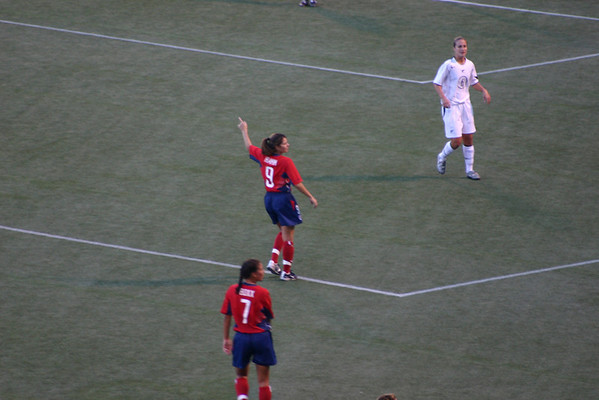 Women's National Soccer 2004