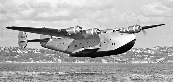 Boeing B-314 Clipper.