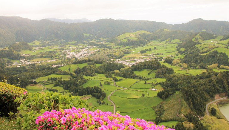 travel advent calendar the azores