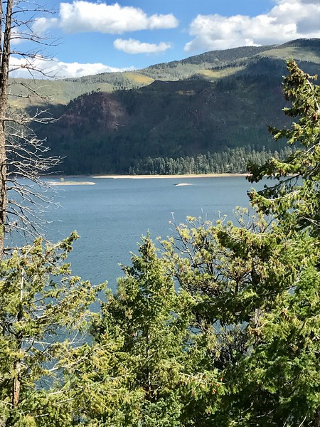 2017-09-16  Vallecito Reservoir, Vallecito, Colorado