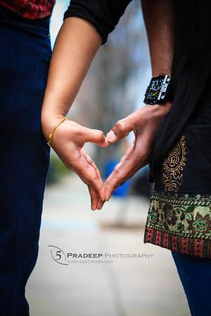 Kiruba - Sivaraj Post Wedding Shots