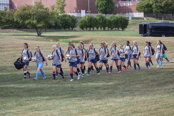 Girls Varsity Soccer