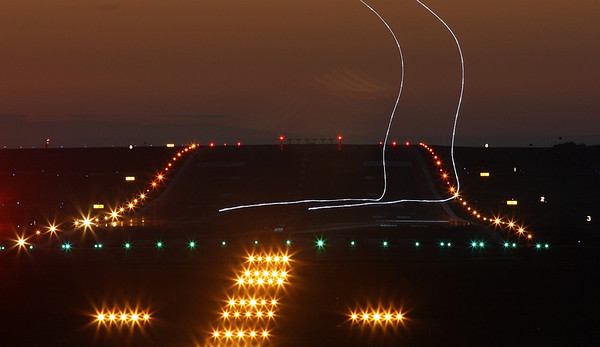 Aviation; Night Shots