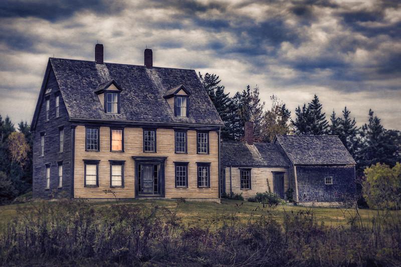 Olson House, Study 7