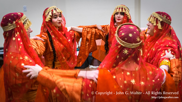 Silk Road Dance Company - Jewish Museum