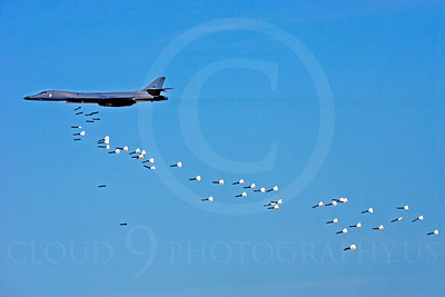 US Air Force Rockwell B-1 Lancer Military Airplane Pictures